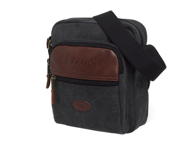 Image of Small shoulder bag, Canvas, Jopo