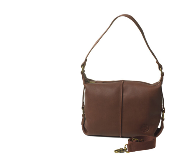 Image of Handbag, mod. 'Pompadur' Elk leather, Jopo