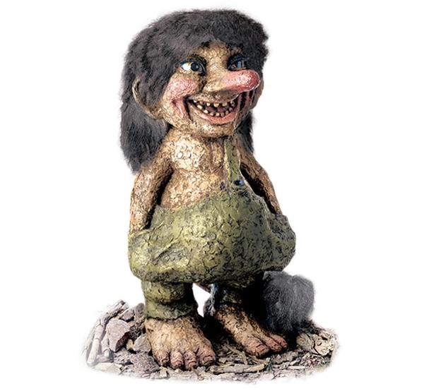 Image of Troll  boy (Troll # 218)
