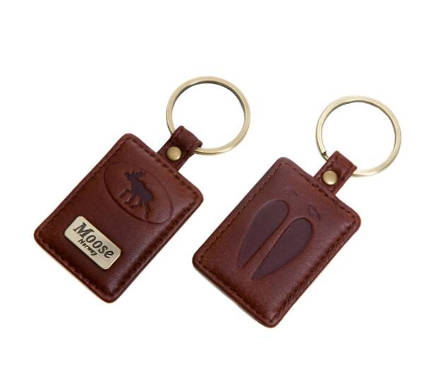 Image of Key-ring w/track, Jopo