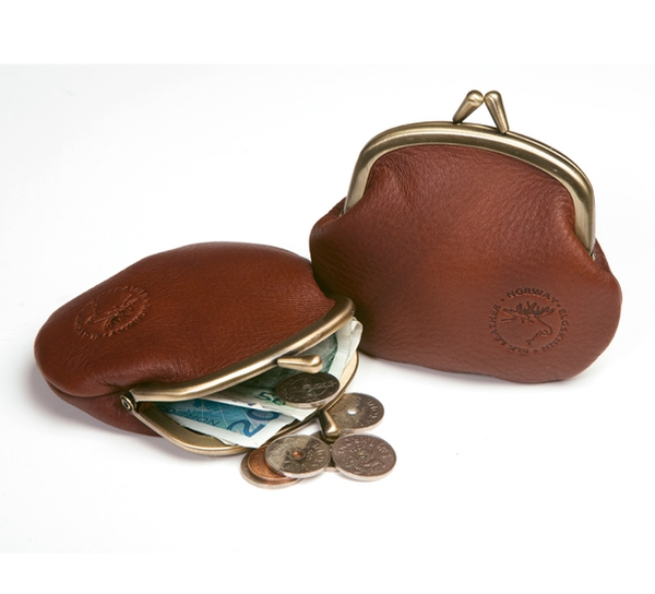 Image of Purse with frame, Jopo