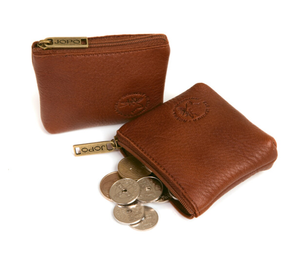 Image of Purse with zipper, Jopo