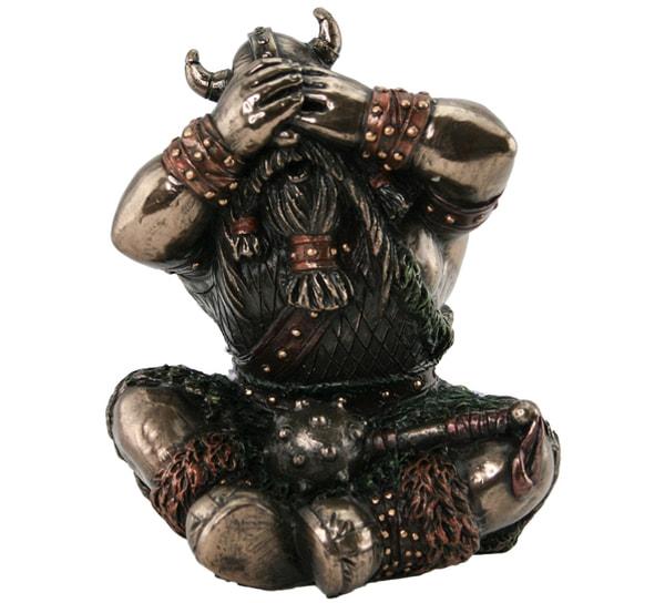 Image of Viking see no evil