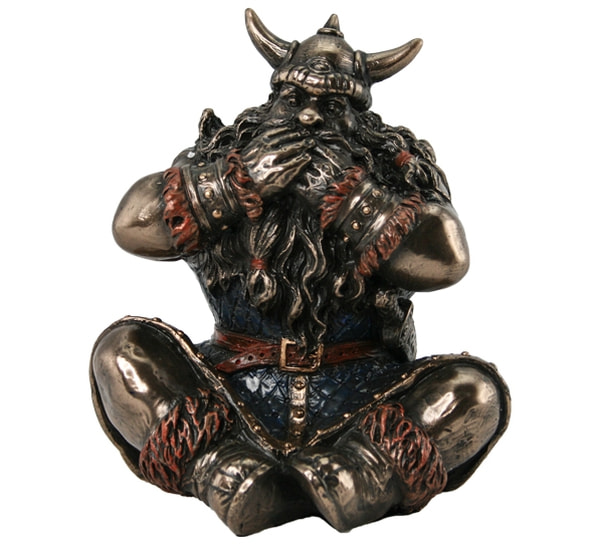 Image of Viking speak no evil