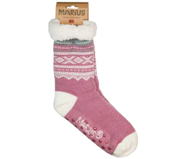 Image of Snuggle sock Marius® pattern© light