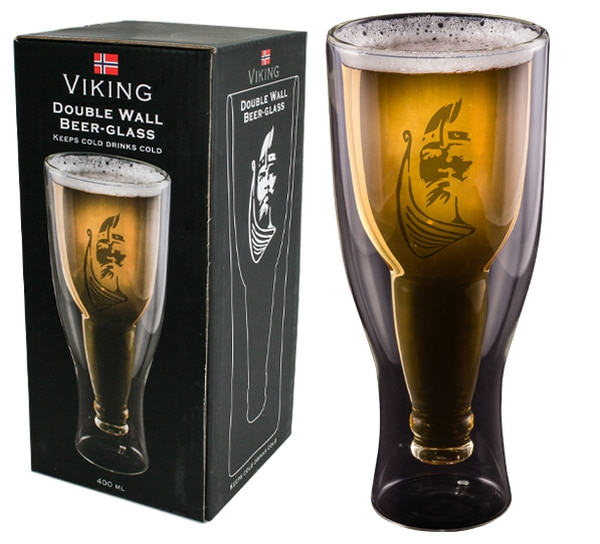 Image of Double wall glass, viking
