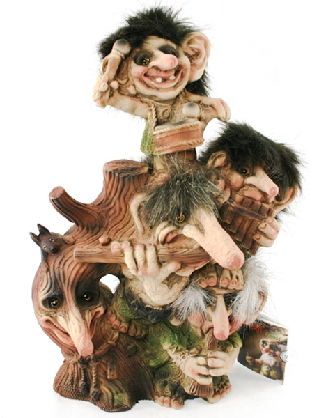 Image of Troll musicians, Limited edition 2018 (Troll #