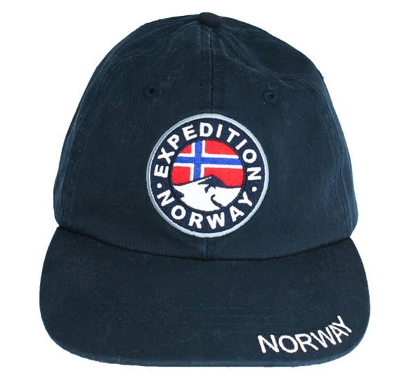 Image of Caps blue 'Expedition Norway'