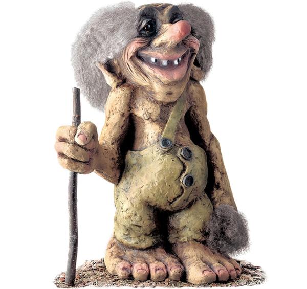 Image of Troll  man (Troll # 103)