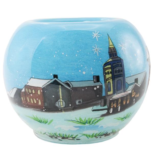 Image of Candle holder  Røros God jul