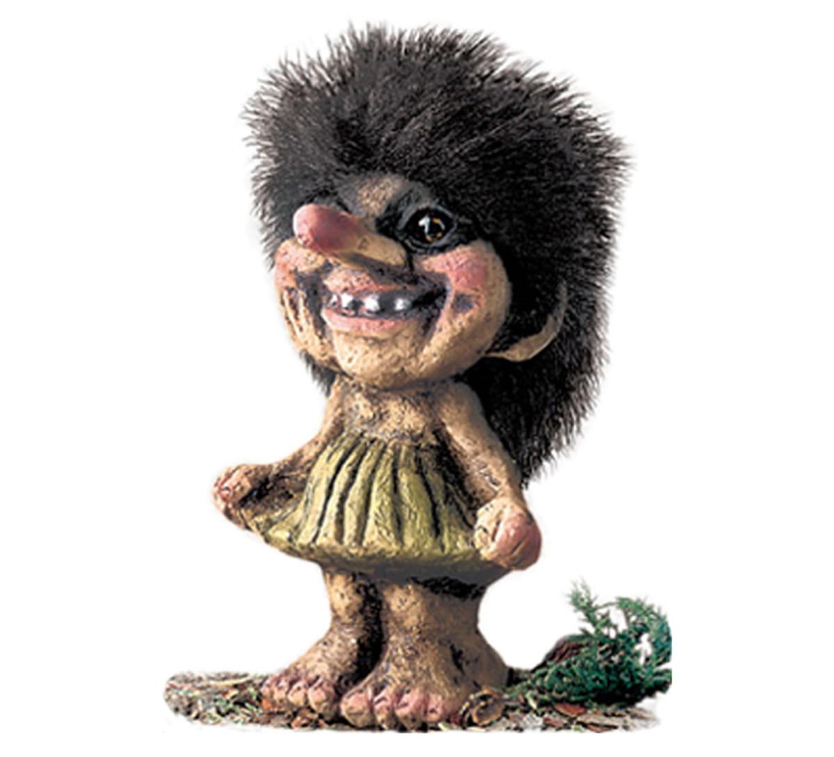 Troll  girl (Troll # 115)