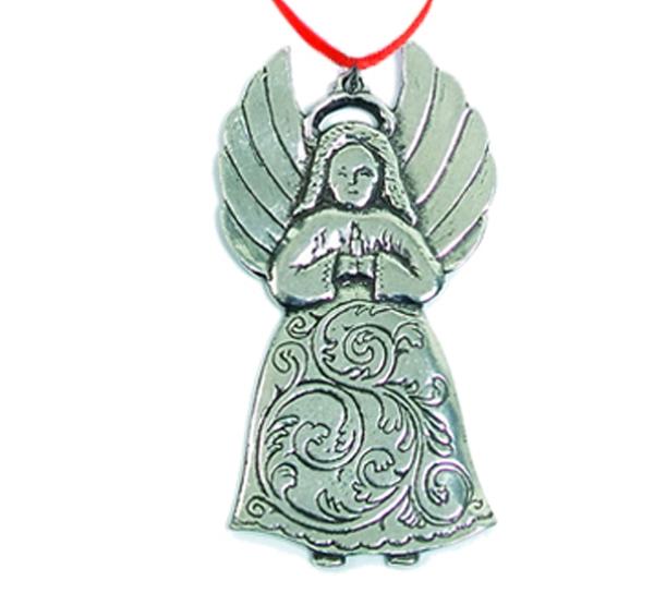 Image of Ornament, Angel Tinn-Per
