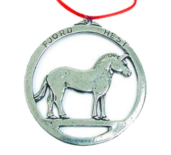 Image of Ornament, Horse Tinn-Per