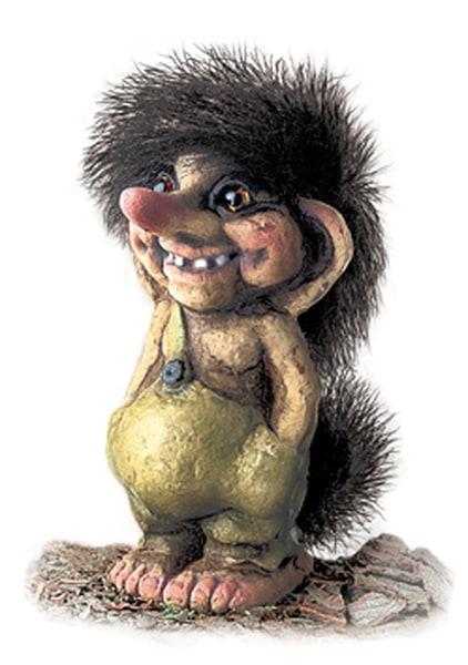 Image of Troll,  boy (Troll # 118)