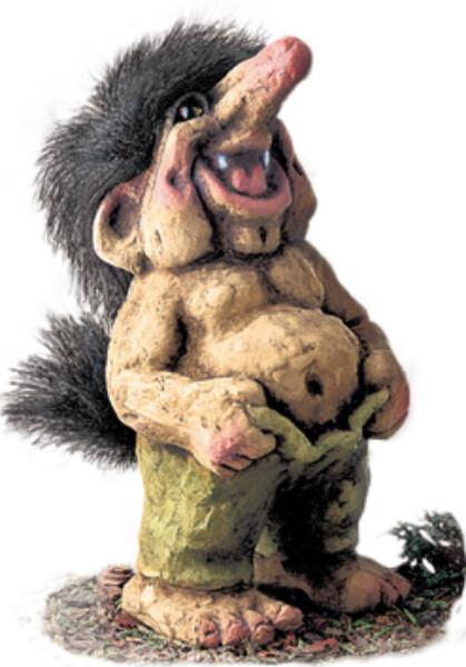 Image of Troll  man (Troll # 124)