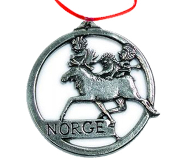 Image of Ornament, Trolls on Moose Tinn-Per
