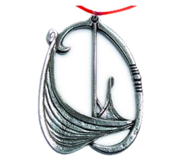 Image of Ornament, Viking ship Oseberg Tinn-Per