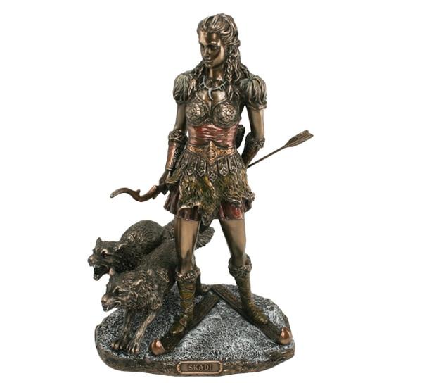 Image of Viking lady 'Skadi'