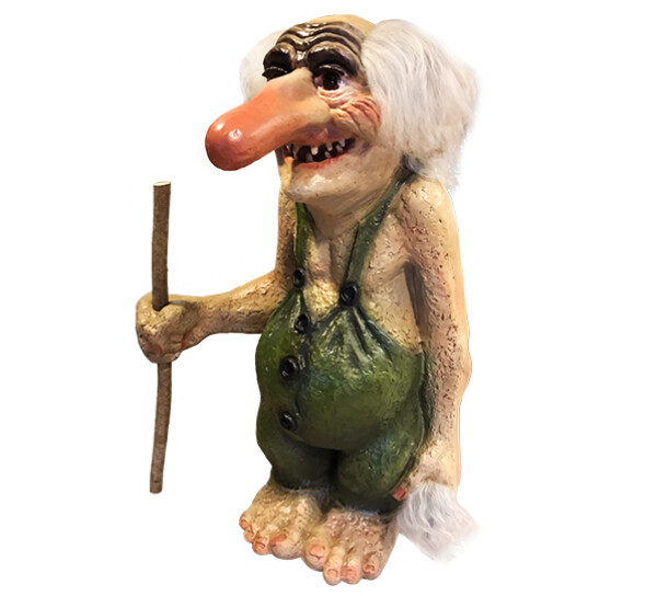 Image of Troll man extra large outdoor(Troll # 5001)