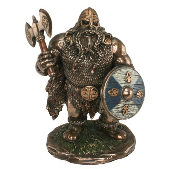 Image of Viking variour w/axe