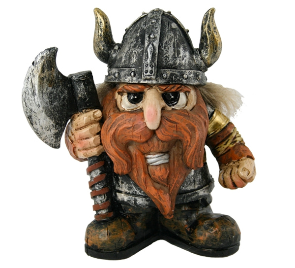 Image of Figure, viking with axe
