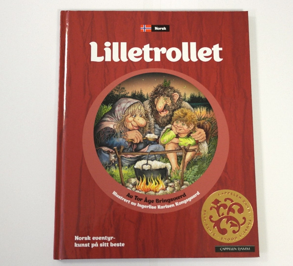 Image of The Little troll