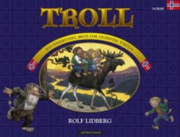 Image of Troll by Rolf Lidberg
