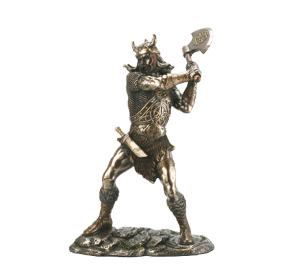 Image of Viking with axe