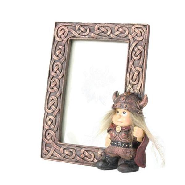 Image of Viking photo frame