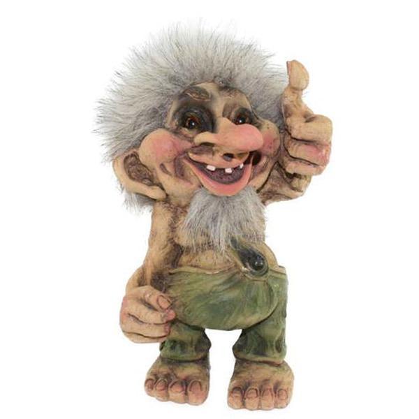 Image of Troll, thumbs up (Troll # 239)