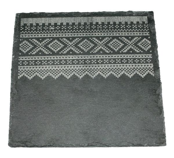 Image of Slate trivet Marius® pattern©