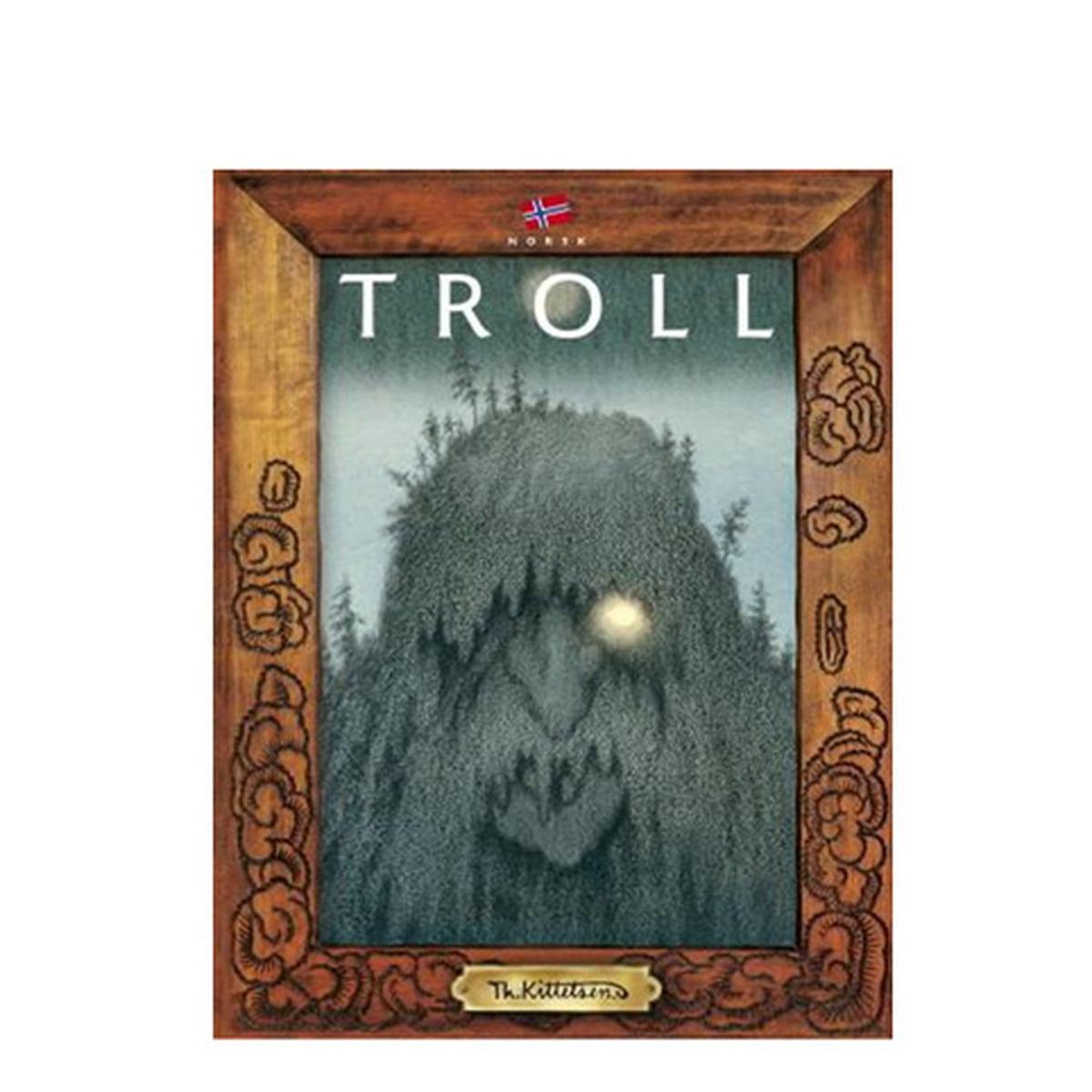 Trolls by Kittelsen
