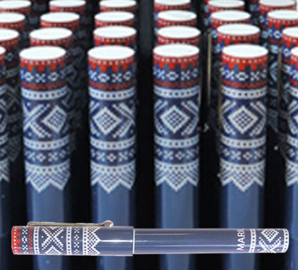 Image of Pen with Marius® pattern©