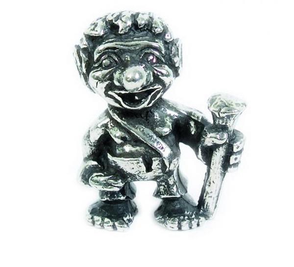 Image of Figurine, troll man Tinn-Per