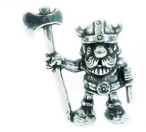 Image of Figurine, Viking with axe, Tinn-Per