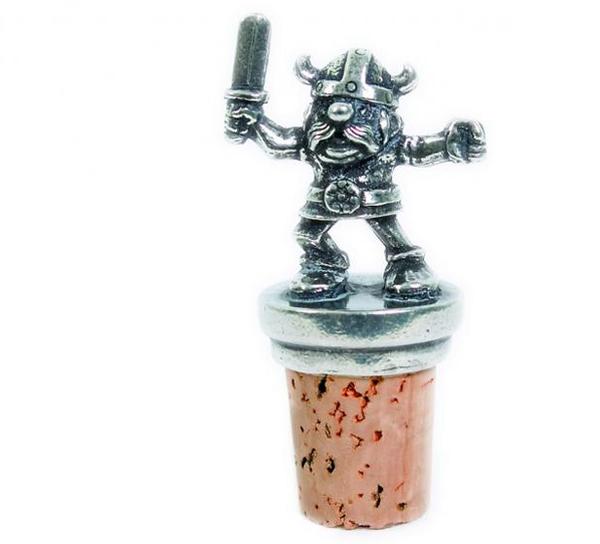 Image of Stopper, Viking with sword Tinn-Per