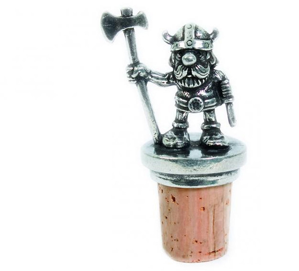 Image of Stopper, Viking with axe Tinn-Per