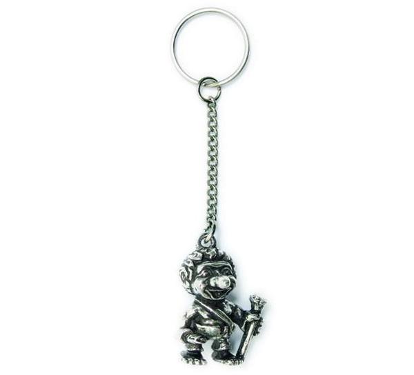 Image of Key Chain, Troll man Tinn-Per