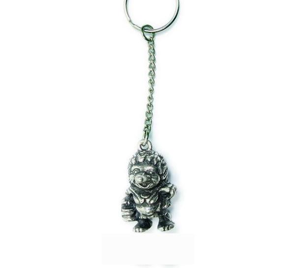 Image of Key Chain, Troll woman Tinn-Per