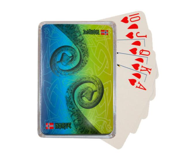 Image of Playing cards, Oseberg