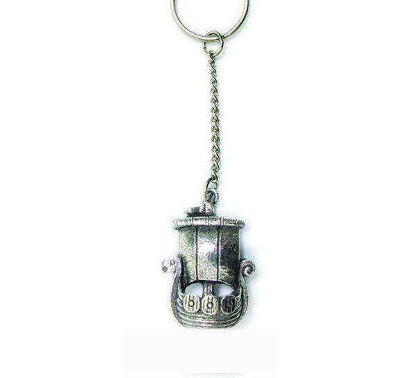Image of Key Chain, Viking ship Tinn-Per