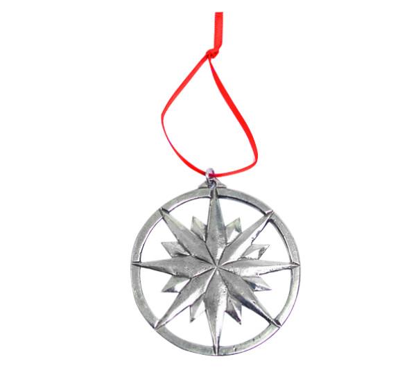 Image of Ornament, Christmas star Tinn-Per