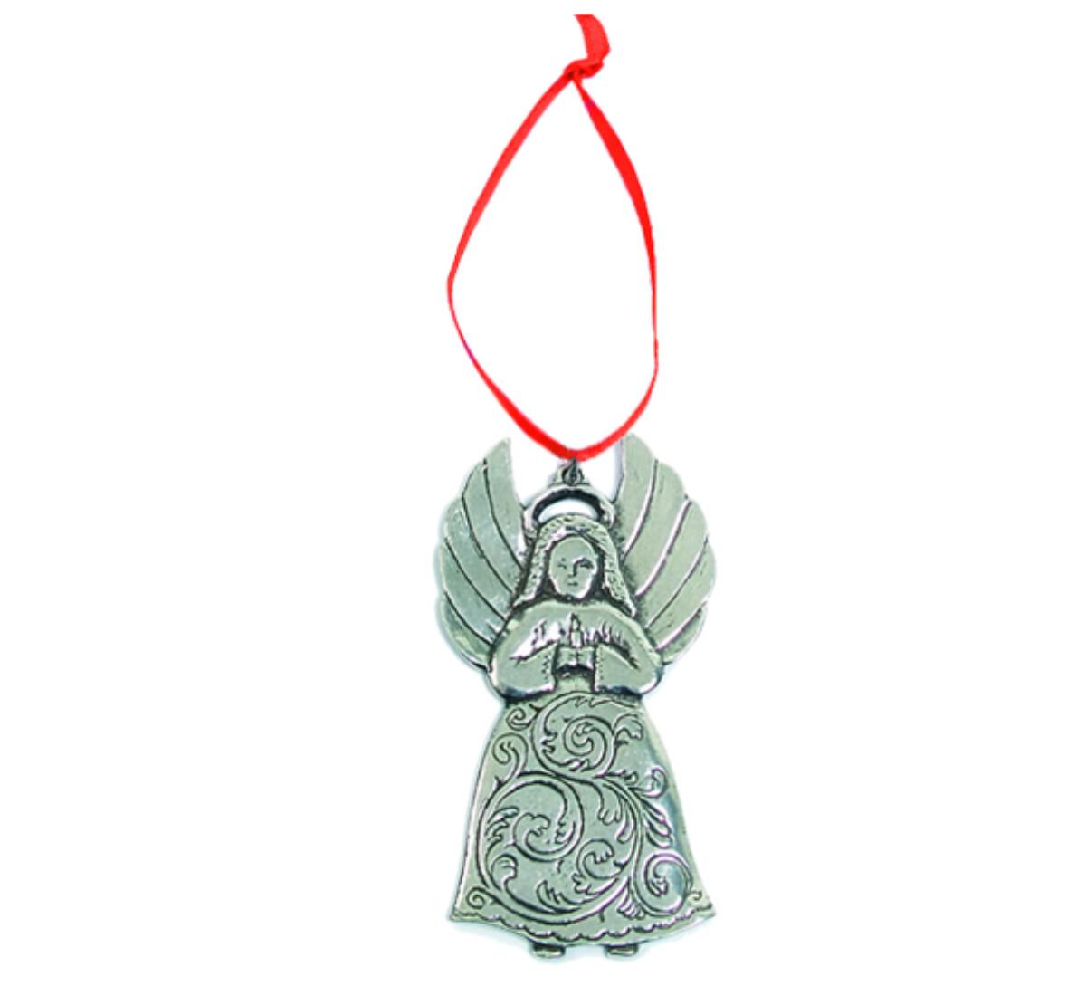 Ornament, Angel Tinn-Per