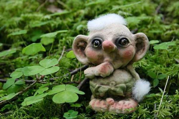 Image of Trollbaby, (Troll # 075)