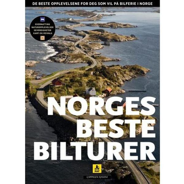 Image of Norges beste bilturer