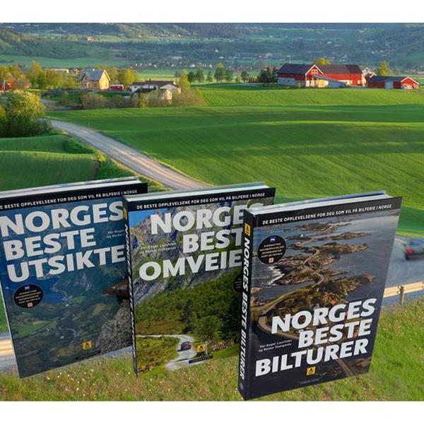 Image of Norges beste omveier