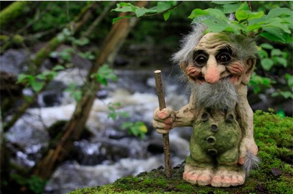 Image of Troll  man (Troll # 111)