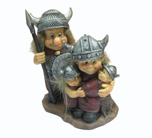 Image of Viking Family