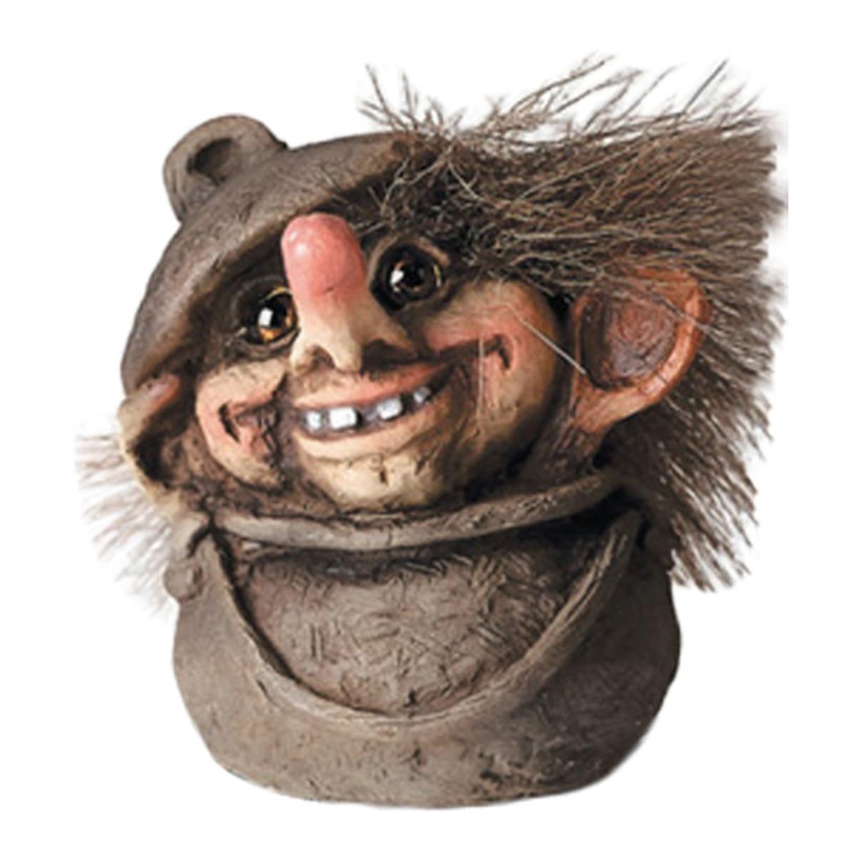 Troll in the black pot (Troll # 054)