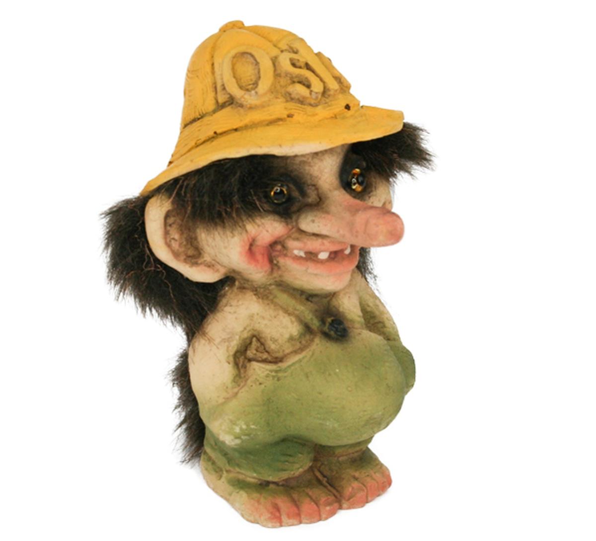 Troll, small boy with hat (Troll # 215)